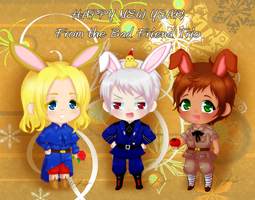 APH- Year of the Rabbit by Orochimaru666