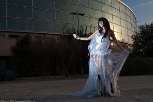 Rinoa Heartilly - Transient Princess by Monty Oum by Maxsy66