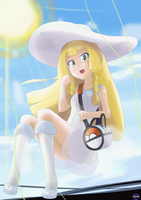 Pokemon- Lillie [Sun Version] by GamefreakDX