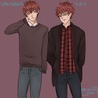 choi twins by dakotchi