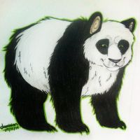 Panda Request. by Demision