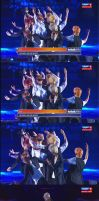 EXO Kazan Universiade Closing Ceremony 2013 by Alen-AS