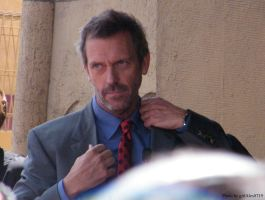 Hugh Laurie IV by ACollinsVampire