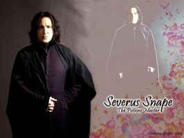 Severus Snape by Doctor-Who-10th