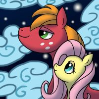 Eve of the Proposal by PamPoke