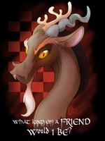 Discord - What Kind Of A Friend by EleanorTopsie