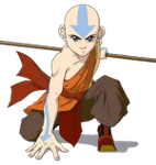 The Avatar Last Air Bender by glorkpixels