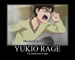 Motivational Raging Yukio by Chaotic--Edge