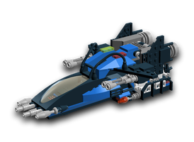 Drop Ship  MK3 - 1 by SWAT-Strachan