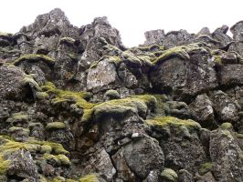 Basalt and Moss by Azagh