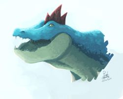 Feraligatr by Reef1600