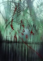 Blood and Bamboo by manic-goose