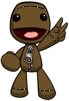 LBP - SackBoy by EnterMEUN