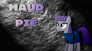 Maud Pie Wallpaper by Macgrubor