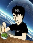 Matyee Cendol by budoxesquire