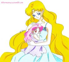 Mother and Child by Mileyangel321