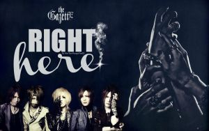 the GazettE Wallpaper 3 (Song Inspired) by Me-The-Manga-Fan101