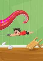 day in the life of a gamer by nirman
