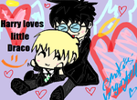 harry loves little draco by emokiss-ringingbell
