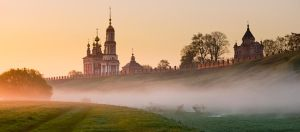Suzdal's morning by AlexGutkin