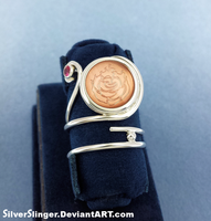 Emblem Ring by SilverSlinger