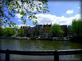 Essence Of Amsterdam by MaRyS90