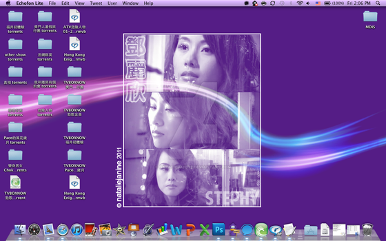 Stephy Tang Lai Yan wallpaper 2 by nataliejanine