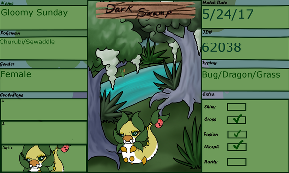 Pkmnation App Gloomy Sunday by Candy-waterfalls