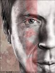 Damian Lewis Detail by Gopherproxy
