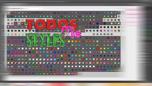 TODOS Mis Styles [Glitters e.e] by OneMoreLove