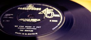 The Beatles We Can Work It Out by rejmann