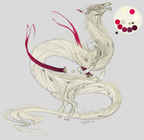 OC Concept: Orient Dragon by Ethelo