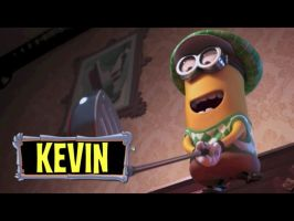 Kevin the Minion by Dulcechica19