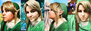 More Skyward Sword Cosplay Shots by sugarpoultry