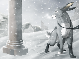 Snowstorm by The-Nutkase
