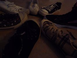 The Shoes I Wear by omgATL