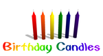 [MMD] Birthday Candles DL by OniMau619