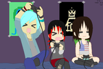 Playing Video Games with the Fam! by LittleSenpaiBabe