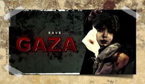 Save ... Gaza by Funtoon