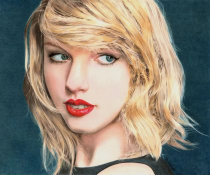 Taylor Swift 2 by MITSUO2