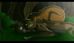My Dearly Departed~Spottedleaf's Death by KidoGinGin