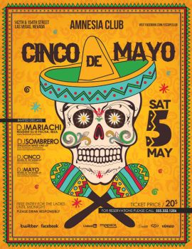 Cinco de Mayo Party by outlawv15