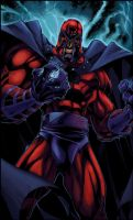 Rise of Magneto by BPezzillo