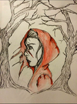 Red riding hood by Grims-tales123