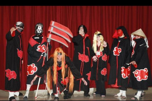 Akatsuki by PxScosplay