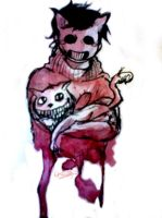 Oh, Zacharie. by oreokeki