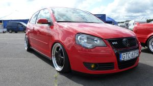 VW Polo GTI by Arek-OGF