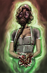NURSE OF MUTANTS by Ulderix