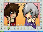 LOL My Desktop 8D by Hikari-Star