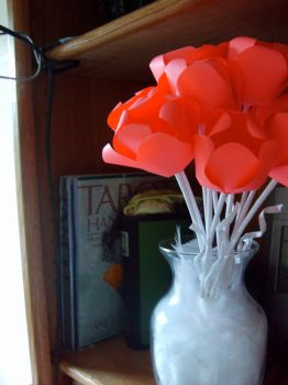 Paper Tulips by SBDec